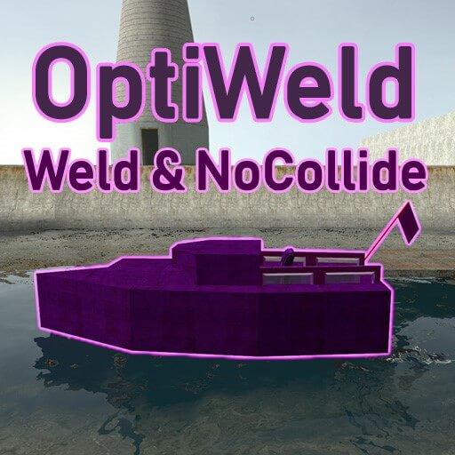 Garry's Mod - OptiWeld