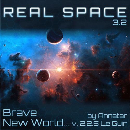 Stellaris - Real Space 3.3