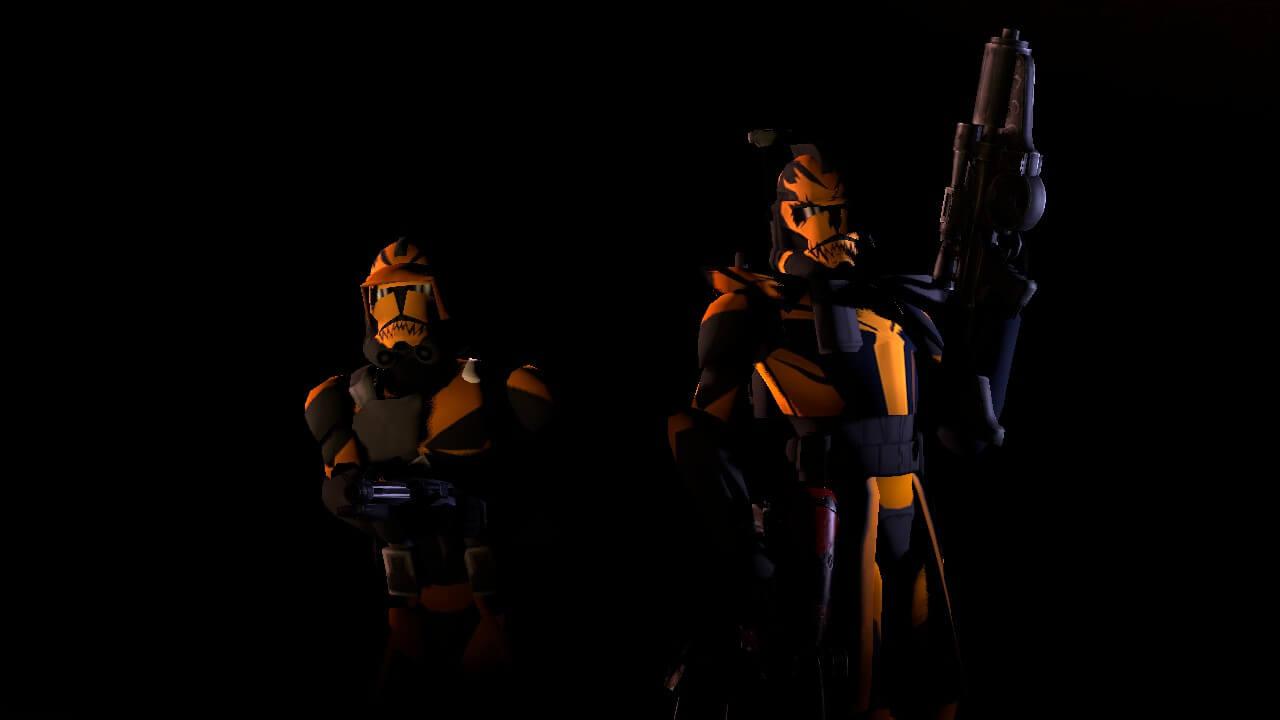Garry's Mod - Star Wars - CGI Ghost Company