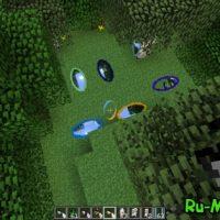 Minecraft - Portal Gun - портальная пушка из Portal