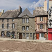 Cities: Skylines - Moncontour House 1 [France]