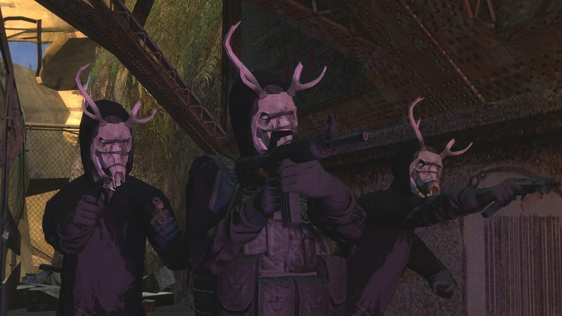 Garry's Mod - Monster Boys (игровая модель и NPC)