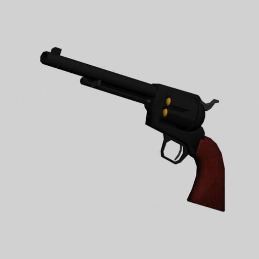 Garry's Mod - Colt SAA (Big Tex) Hex
