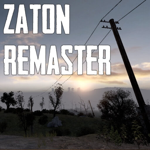 Garry's Mod - Zaton Remaster (дневная/ночная карта)