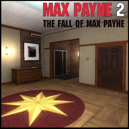 Garry's Mod - Апартаменты Винни из Max Payne 2