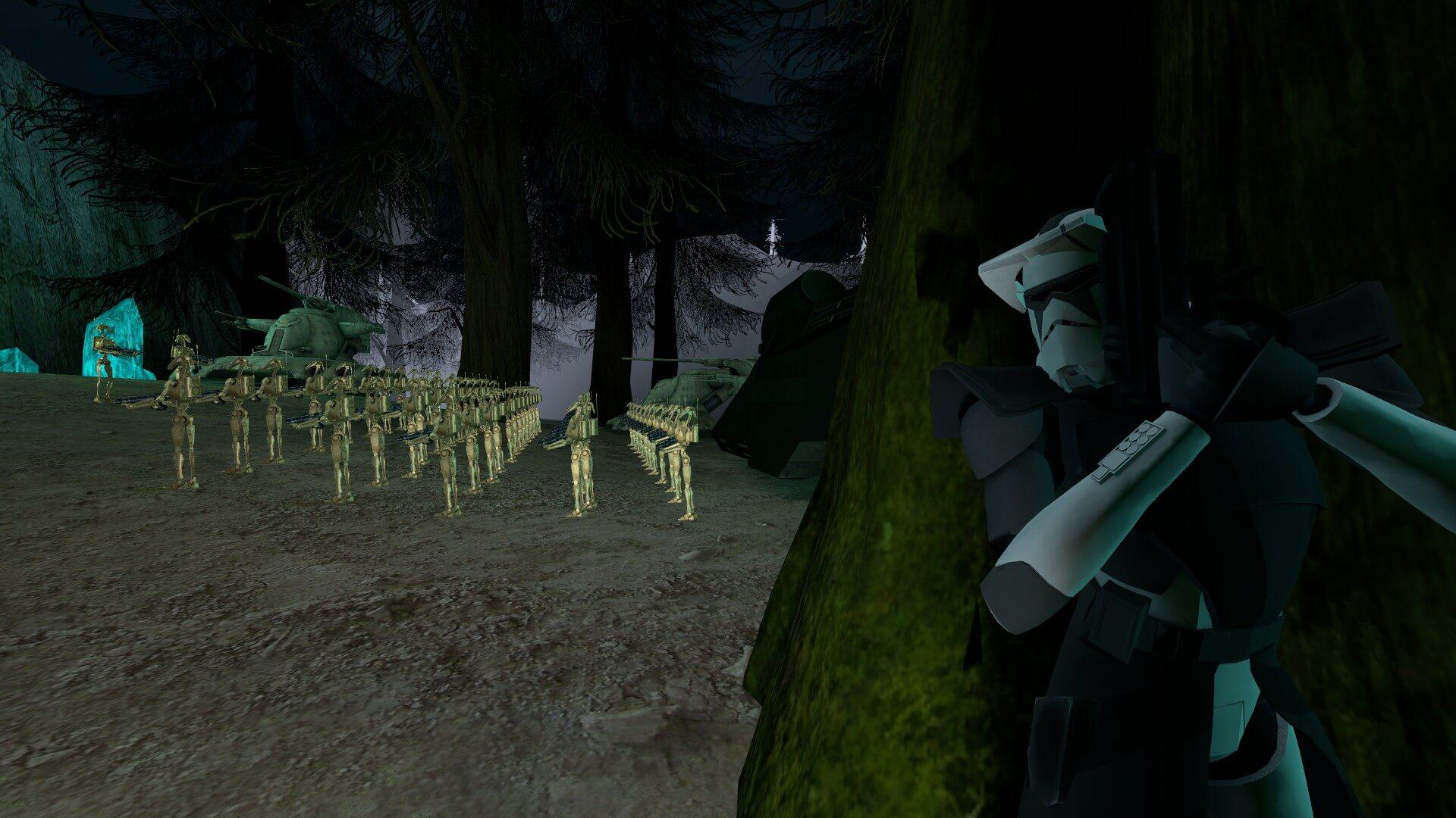 Garry's Mod - [Star Wars] CGI Phase 2 ARC-4217 Loaf
