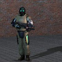 Garry's Mod - Cellar Combine Overwatch: Models