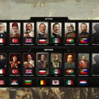 Hearts of Iron IV - The Great War GFX