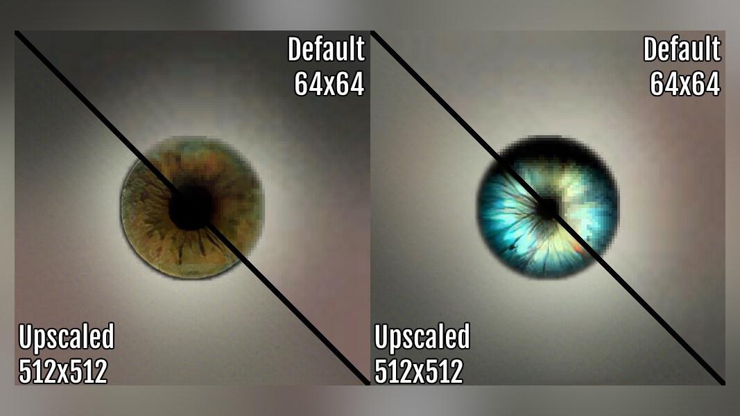 Garry's Mod - Улучшенные глаза ИИ