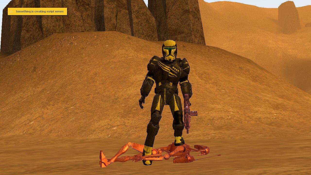 Garry's Mod - Ghost Commando из Star Wars