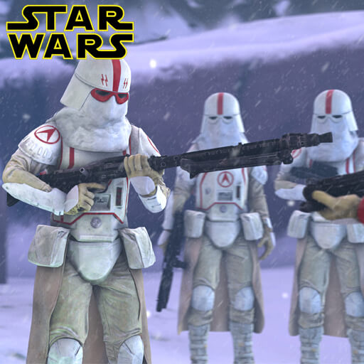 Garry's Mod - Star Wars - Vector Company