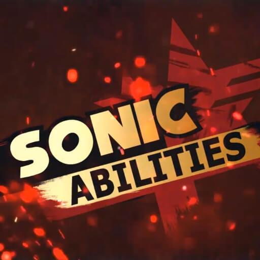 Garry's Mod - SaVav Sonic's Abilities