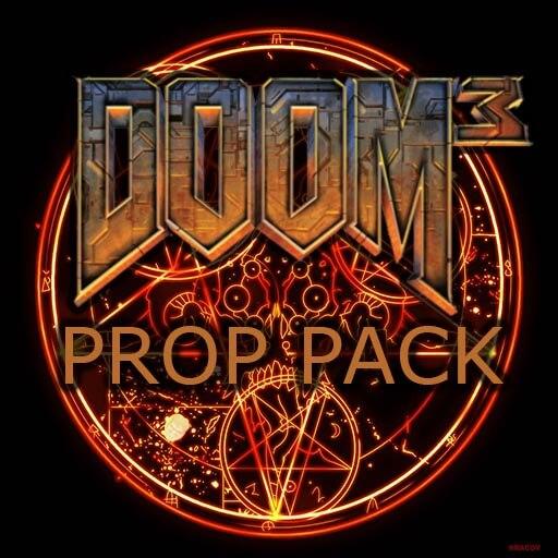 Garry's Mod - Пак пропов из Doom 3