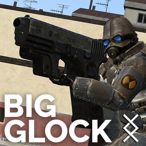 Garry's Mod - TFA | Big Glock