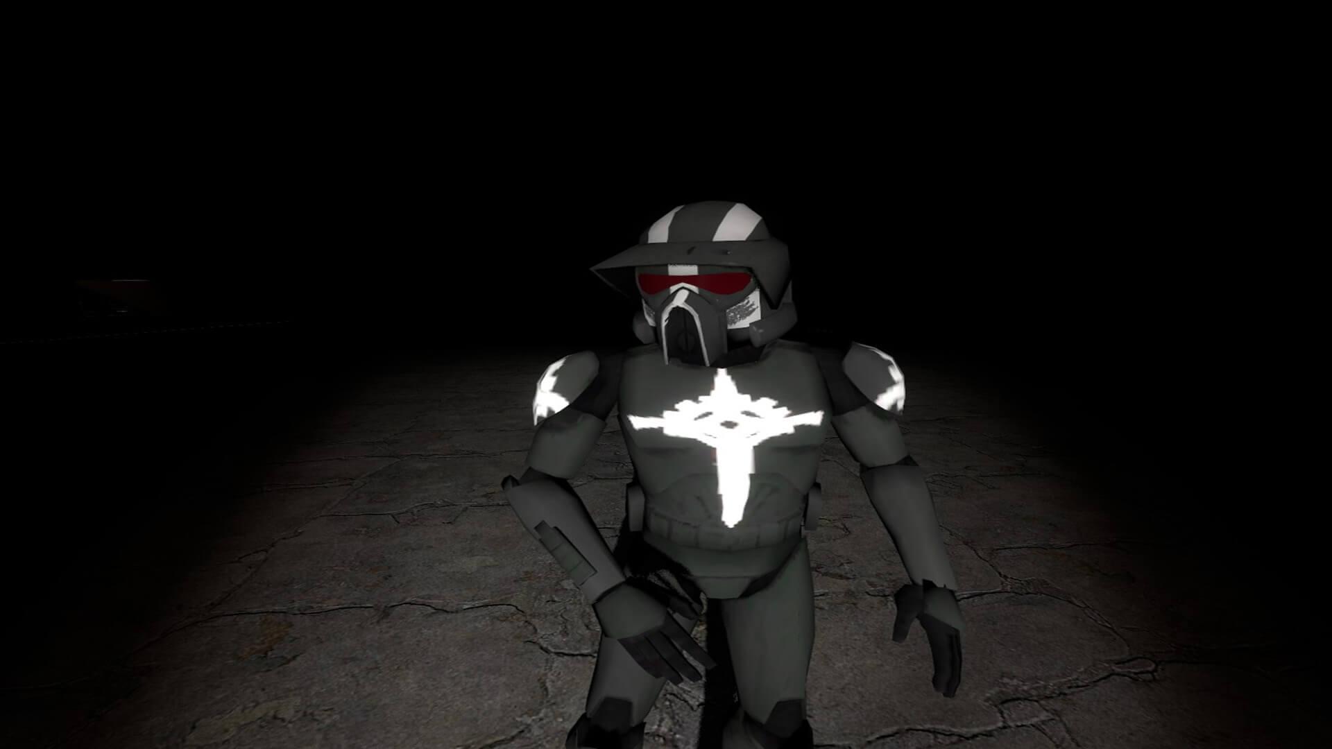 Garry's Mod - Star wars ARF Revenge (модель игрока)