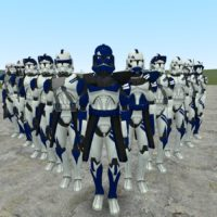 Garry's Mod - Пятый флот безопасности