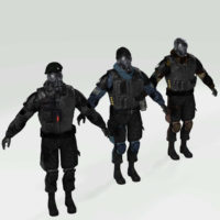 Garry's Mod - SMOD: Tactical Soldiers REDUX