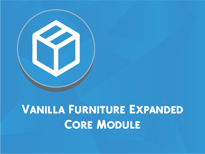 Rimworld - Больше мебели / Vanilla Furniture Expanded