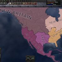 Hearts of Iron IV - Purple Dawn - Alpha