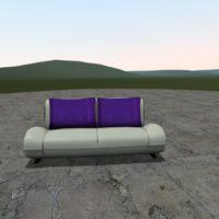 Garry's Mod - Современный диван