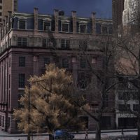 Cities: Skylines - Odd Fellows hall