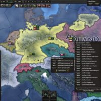 Hearts of Iron IV - Simple Color/Skin Change
