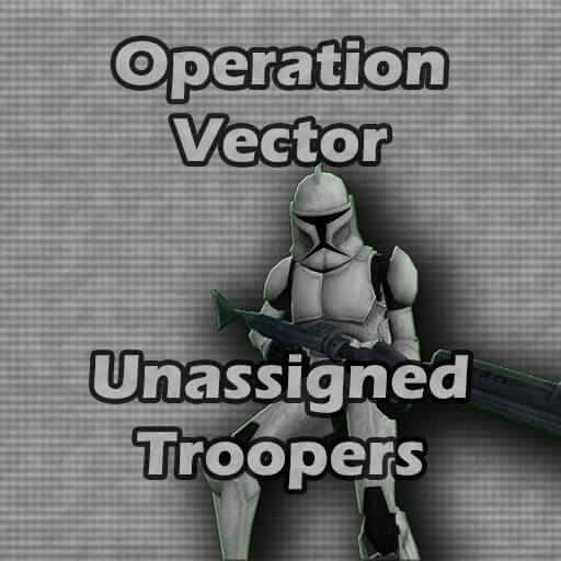 Garry's Mod - Unassigned Troopers - Operation Vector