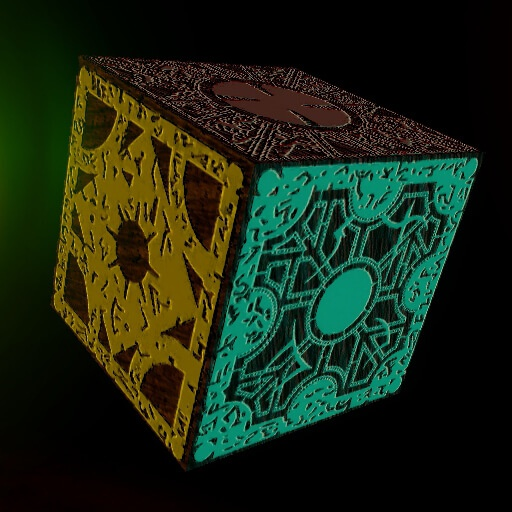 Garry's Mod - Hellraiser Box