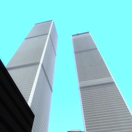 Garry's Mod - Всемирный торговый центр
