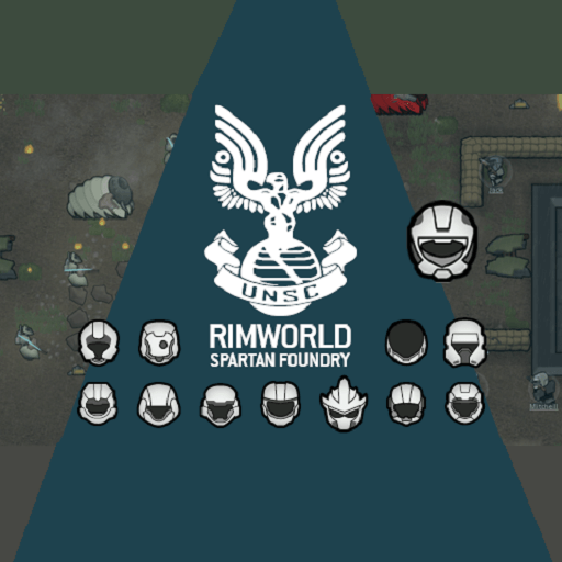 Rimworld - Spartan Foundry