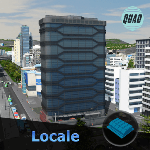 Cities: Skylines - Quad Locale
