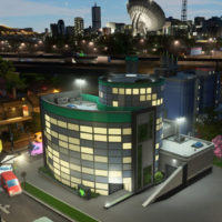 Cities: Skylines - Quad Biohazard