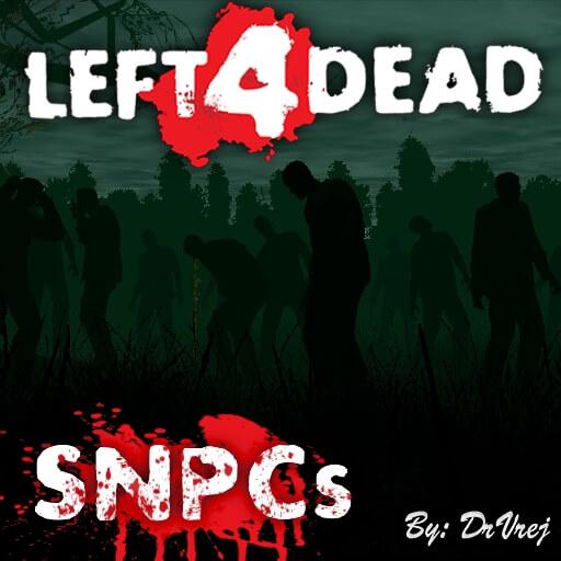 Garry's Mod - Простые инфицированные из Left 4 Dead (sNPC)
