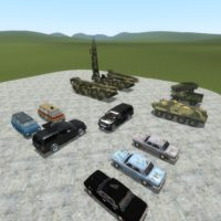 Garry's Mod - Третий пак пропов из Arma 2