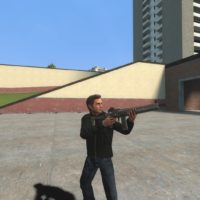 Garry's Mod - Оружие из Bourne Conspiracy для ASTW2