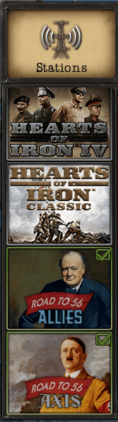 Hearts of Iron IV - RT56: The Official Music Mod