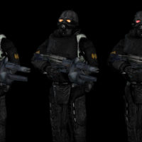 Garry's Mod - Black-ish - ретекстуры комбайнов