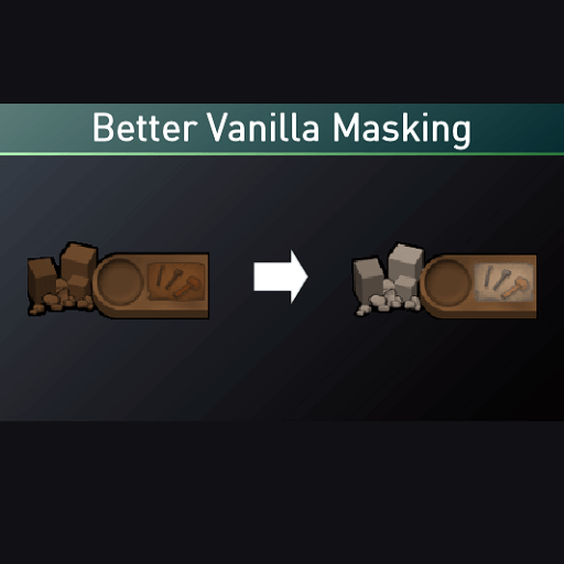 Rimworld - Better Vanilla Masking