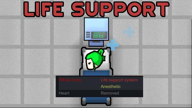 Rimworld - Система жизнеобеспечения