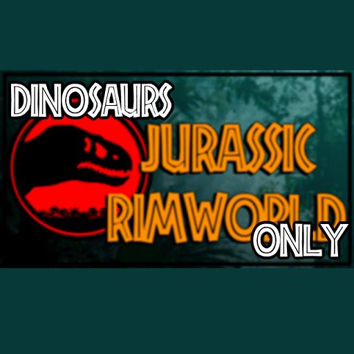 Rimworld - Jurassic Rimworld - Только динозавры