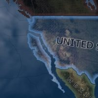 Hearts of Iron IV - California is an Island