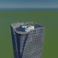Cities: Skylines - One Island East Centre