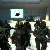 Garry's Mod - Бойцы C.E.L.L из Crysis (NPC и игровые модели)