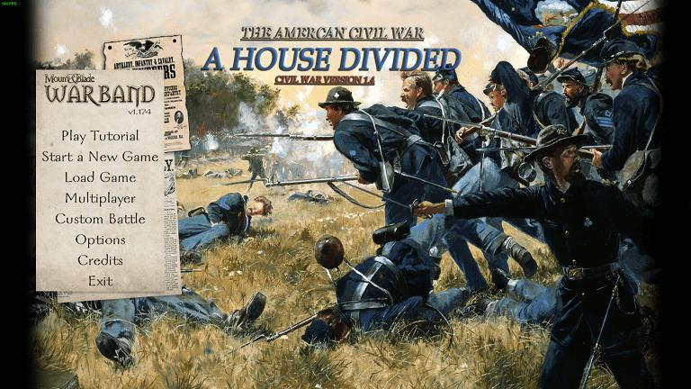 Mount & Blade: Warband - Гражданская война в США