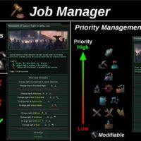 Stellaris - Job Manager