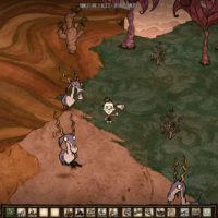 Don't Starve - Meeting old friends 1.4.0