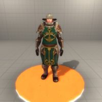 Garry's Mod - Страж Кул Тирана из World of Warcraft