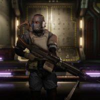 XCOM 2 - Оружие из Insurgency: Sandstorm для WOTC