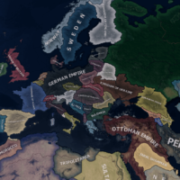 Hearts of Iron IV - Kaiserreich Graphical Overhaul