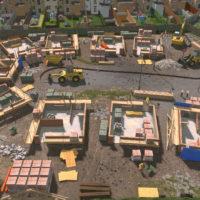 Cities: Skylines - Строящиеся дома